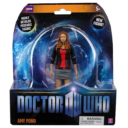 Dr Who – Amy Pond Action Figure