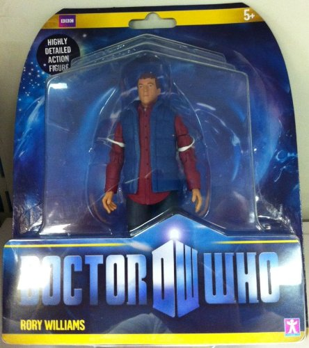 Doctor Who 6″ Rory Williams Figure