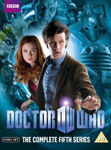 Doctor Who – The Complete Series 5 [DVD]