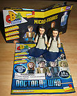 BBC DR DOCTOR WHO CB VAMPIRE x2 Character Building Micro-Figures Series 2