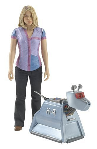 Doctor Who 5″ Action Figure – Rose & K9