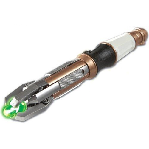 Dr. Who: The Eleventh Doctor's Sonic Screwdriver
