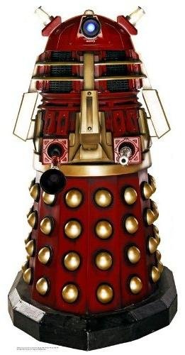 Doctor Who – Supreme Dalek Life Size (174cm) Standee