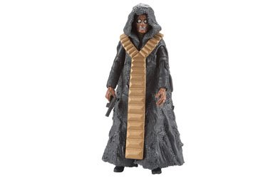 Doctor Who Classic Action Figure Series 2 – The Master wth Sash & Staser