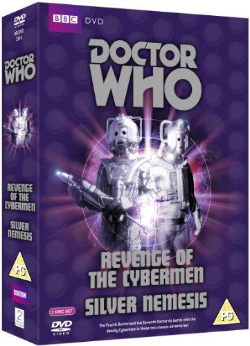 Doctor Who – The Cybermen Box Set [DVD] [1975]