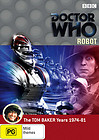 DOCTOR WHO –  ROBOT NEW DVD.