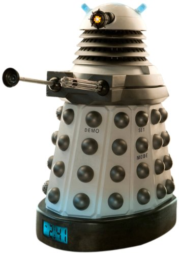 Dr Who Dalek Projection Alarm Clock