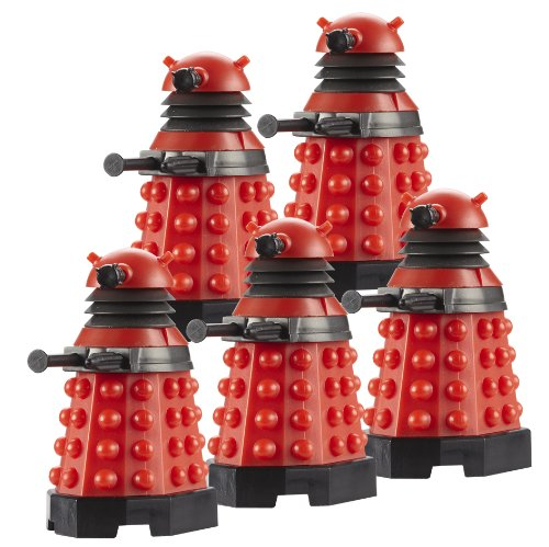 Character Builder Dalek Army Builder Pack