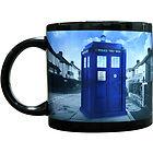 Dr. Who Disappearing Tardis Mug