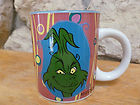 Dr Seuss The Grinch Who Stole Christmas mug