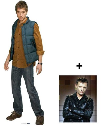 *FAN PACK* – Rory Williams (Arthur Darvill) LIFESIZE CARDBOARD CUTOUT (STANDEE / STANDUP) – INCLUDES 8X10 (25X20CM) STAR PHOTO – FAN PACK #251
