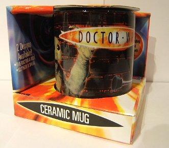 Doctor Who Ceramic Mug – Slitheen & Dalek