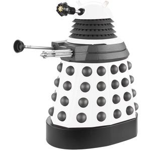 Doctor Who 2010 Paradigm Wave Figure Supreme Dalek White