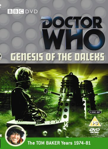 Doctor Who – Genesis of the Daleks (2 Disc Set) [DVD] [1975]