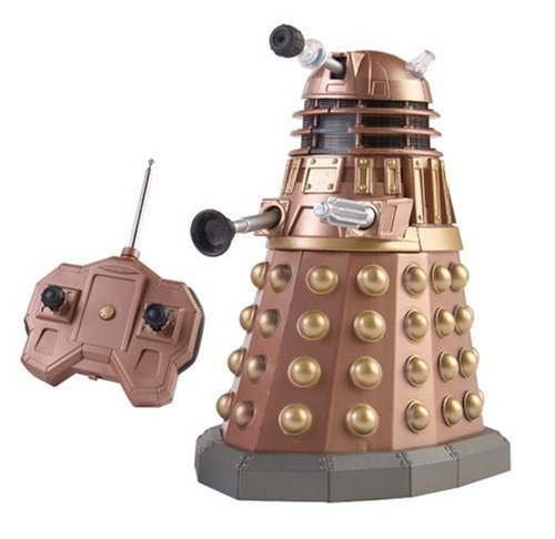Character Options – Radio Control Dalek With Sound