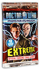 Pack of Doctor Who Monster Invasion Trading Cards
