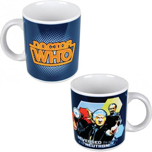 Doctor Who John Pertwee Licensed mug