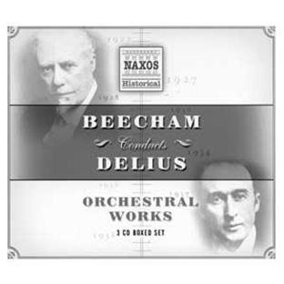 Beecham Conducts Delius (Box Set)