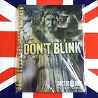 Dr Doctor Who Weeping Angels A5 Note Pad Xmas Stocking Treat Dont Blink