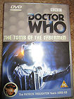 DOCTOR WHO TOMB OF THE CYBERMEN UK DVD MINT UNPLAYED