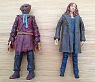 "Doctor Who – Scarecrow from Family of Blood & Donna Noble – Series 3- 6"" figures"