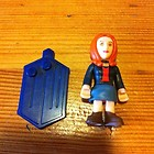 Doctor Who – Amy Pond Mini Figure With Stand.
