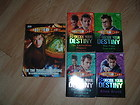 DOCTOR WHO BOOK BUNDLE, COLLECTION ONLY