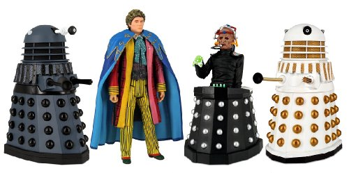REVELATION OF THE DALEKS COLLECTOR's SET