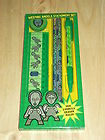 Dr. Who Weeping Angels stationary pens/pencils set. New.