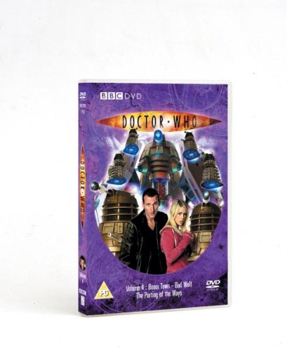 Doctor Who : Series 1 – Volume 4 [2005] [DVD]