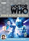 Doctor Who – Attack of the Cybermen  DVD Colin Baker, Nicola Bryant, Terry Mollo