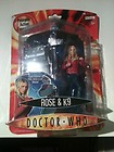 doctor who rose tyler k9 figures
