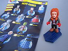 LEGO  DR  WHO AMY  POND  BRAND  NEW  IN SEALED  PACKET  WITH  STAND .