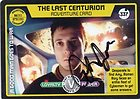 "Dr Who Monster Invasion EXTREME Auto Card Arthur Davill ""Rory Williams"""