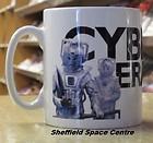 Doctor Who Cybermen Eradicate Mug