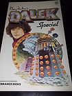DOCTOR WHO Terry Nation's DALEK SPECIAL book 1979 near mint