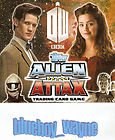 DOCTOR WHO ALIEN ATTAX CARDS #1 – #48 PICK FROM LIST RAINBOW & MIRROR FOILS