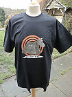 Official ~ Dr Who ~  K9  ~ Black Tee Shirt~ Size M ~ Collectors ~ New with tags