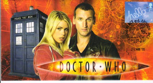 Doctor Who First day Cover
