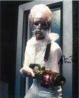 Sarah Berber (Attack of the Cybermen) RARE – Genuine Signed Autograph