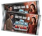 Dr Who Alien Attax trading card – foil card – no 41 Donna Noble