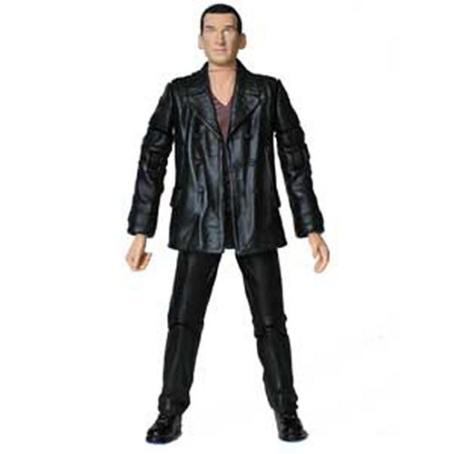 Doctor Who 5″ Action Figures – The 9th Doctor