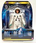 DR DOCTOR WHO FIGURE Astronaut River Song with Flesh NEW & SEALED FAST P&P