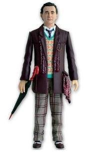 DOCTOR WHO CLASSIC THE 7TH DOCTOR SYLVESTER MCCOY LOOSE FIGURE