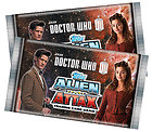 Doctor Who Alien Attax Base Cards no's 153-196 Buy 1 From List Get 1 Random FREE