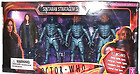 Doctor Who Sontaran Stratagem Donna Noble Toy Playset Sontaren Army and Weapons