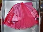 "~NuMood BALLET SKIRT – ROSE~Tyler Wentworth 16"" Fashion Doll Boutique Piece"