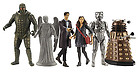 """DOCTOR WHO The Doctor Bronze Dalek 3.75"""" Figure from CHARACTER OPTIONS"""