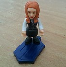 Doctor Who Character Building – Amy Pond Policewoman – (Rare) Series 2