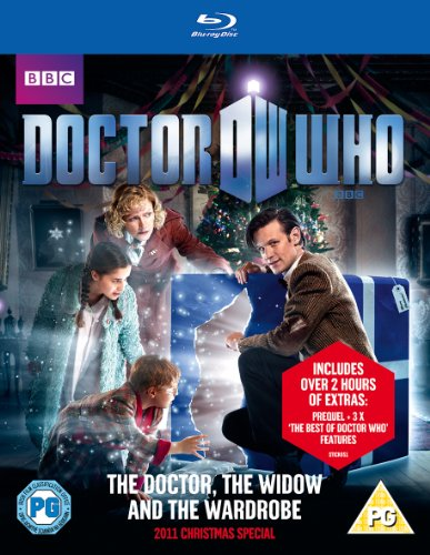 Doctor Who Christmas Special  2011 – The Doctor, the Widow and the Wardrobe [Blu-ray]